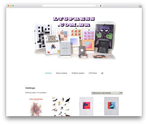 GeneratePress WordPress template free - ltgpress.com.br