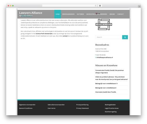 Lavish WordPress template free download - lawyersalliance.nl