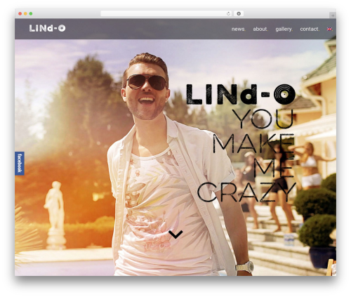 MUZIQ Jellythemes WordPress template - lind-o.com