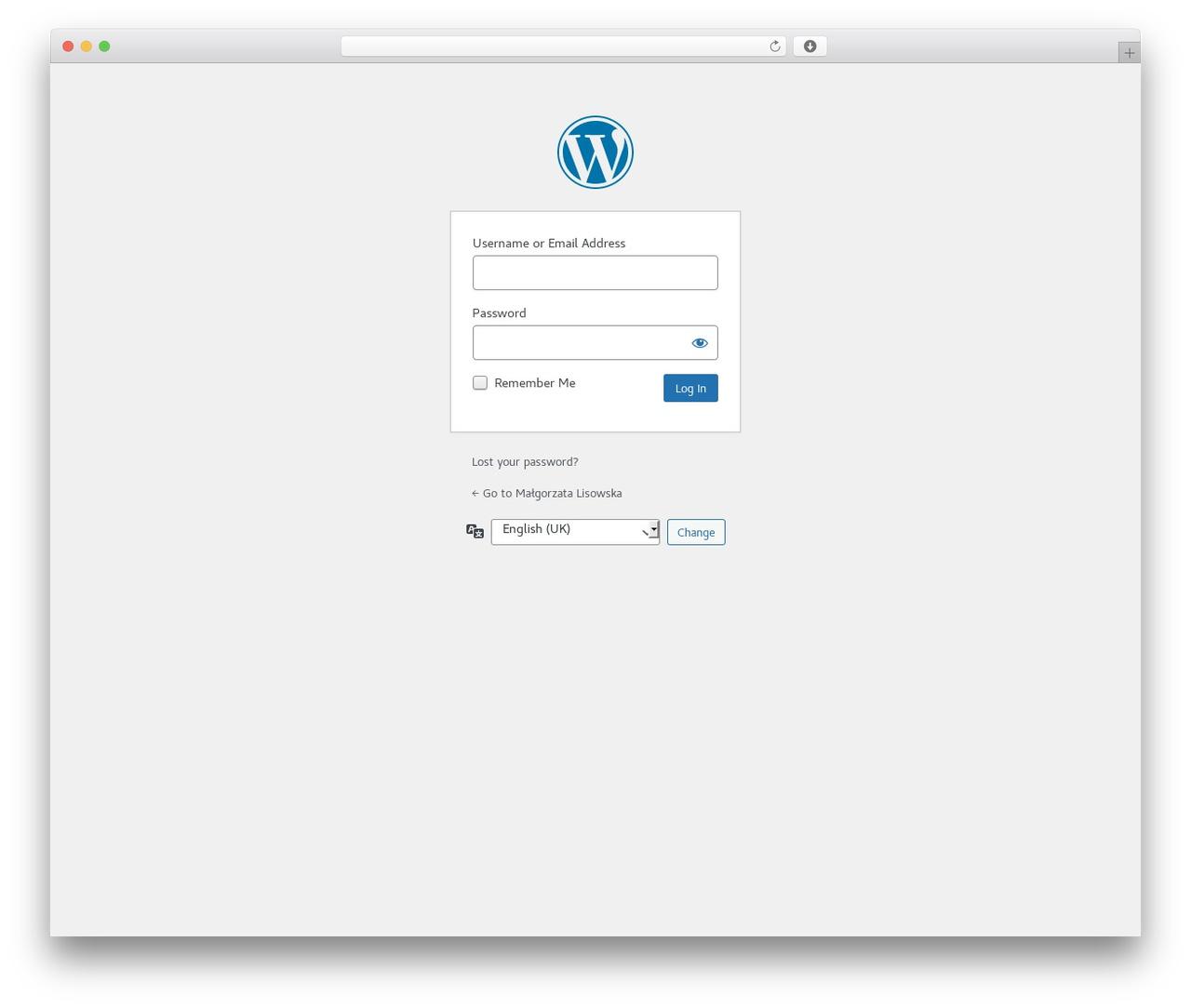 Toniq premium WordPress theme - lisowskamalgorzata.com/wp-login.php?redirect_to=lisowskamalgorzata.com