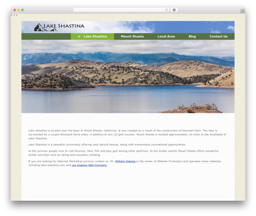 Free WordPress Maps Builder – Google Maps Plugin plugin - lake-shastina.com