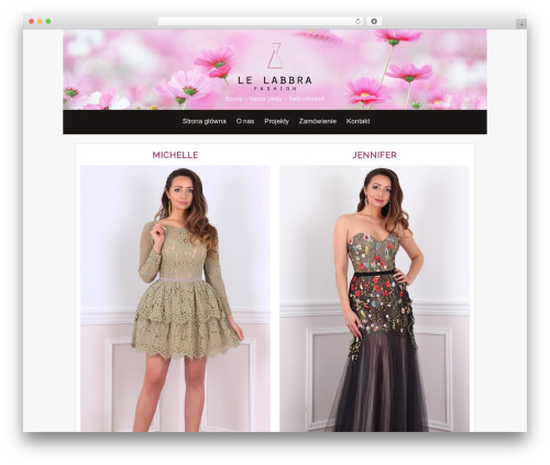 isis free WordPress theme - lelabbrafashion.com