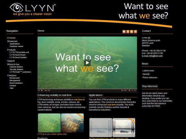 LYYN 2014 - A StrapPress child theme WordPress template by Fredrik ...