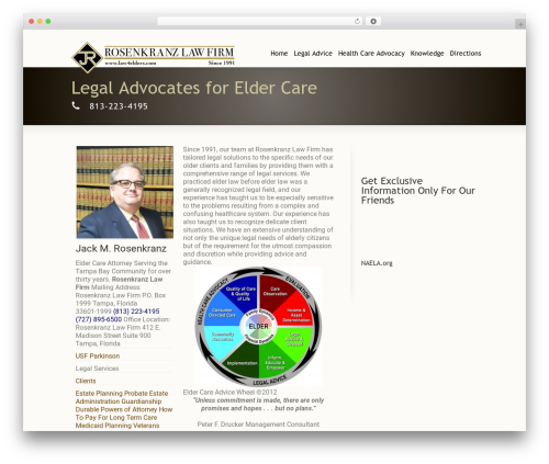 Striking MultiFlex & Ecommerce Responsive WordPress Theme business WordPress theme - law4elders.com