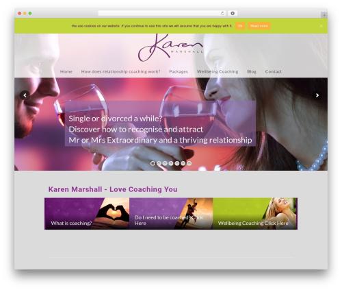 Theme WordPress Bridge - lovecoachingyou.com