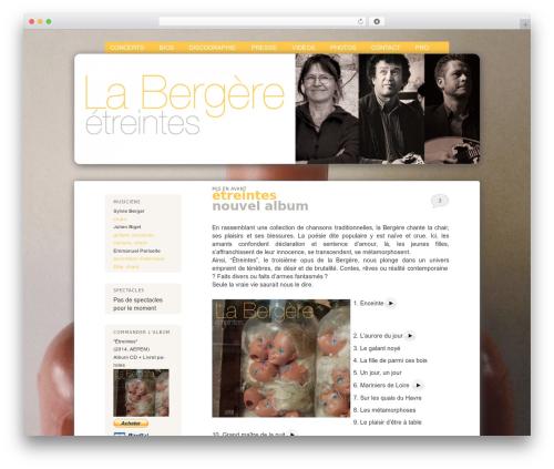 Free WordPress Twenty Eleven Theme Extensions plugin - labergere.net
