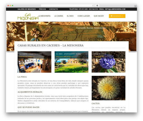 Hotec WP template - lamesonera.com/portal