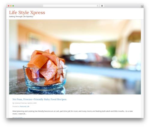 LSX WordPress theme download - lifestylexpressonline.com