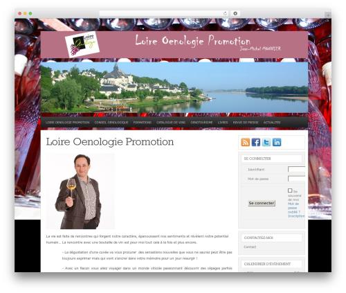 WP template Helios - loireoenologiepromotion.com