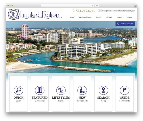 WordPress wonderplugin-lightbox plugin - luxurypropertiesofsouthflorida.com