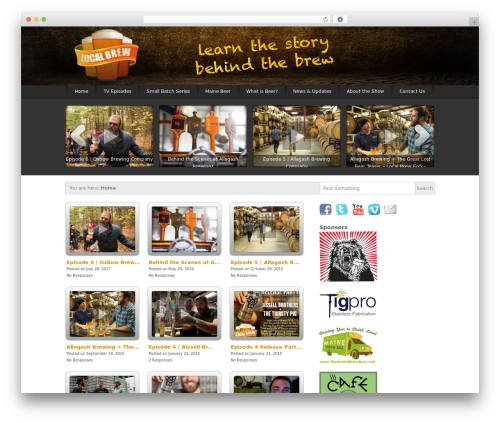 Free WordPress Grid Columns plugin - local-brew.tv