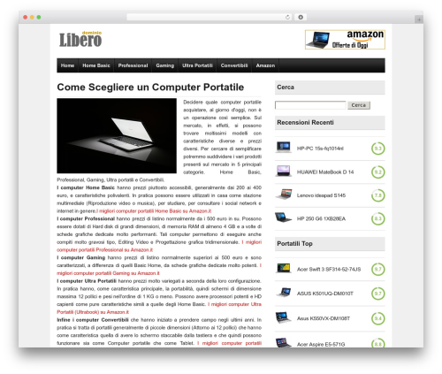 Ready Review theme free download - liberodominio.it
