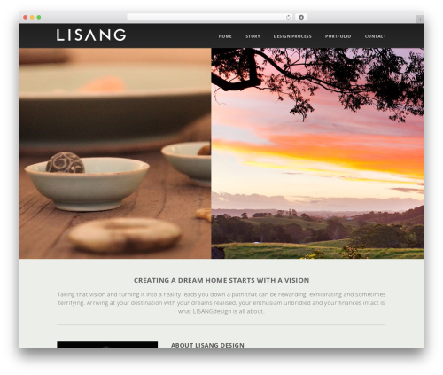 WP theme Glisseo - Responsive Multipurpose WordPress Theme - lisangdesign.com.au