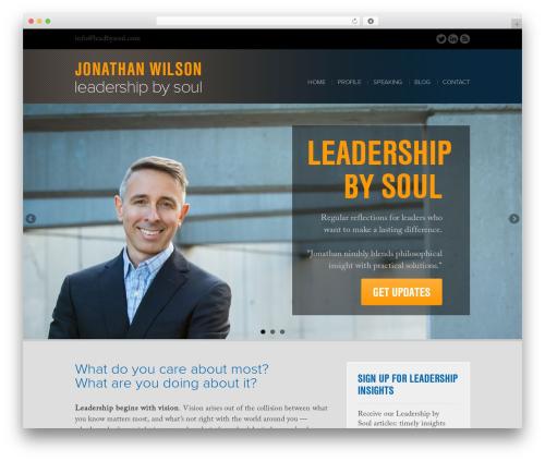 Free WordPress Slick Sitemap plugin - leadbysoul.com