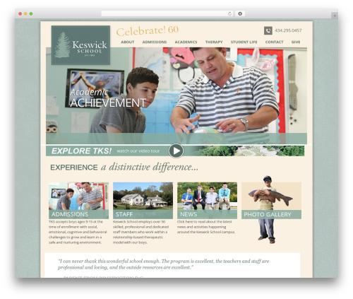 WordPress cuteslider plugin - littlekeswickschool.net