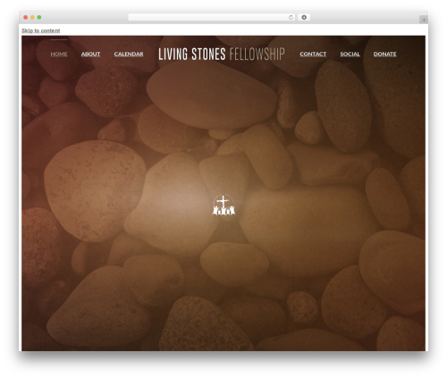 WordPress template Avada - livingstonesfellowship.org