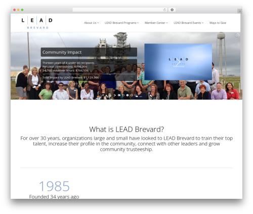 Satellite7 theme WordPress - leadbrevard.org