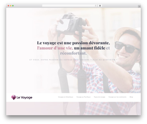 Free WordPress Livemesh SiteOrigin Widgets plugin - le-voyage.net