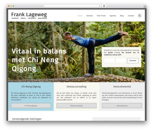 Avada WordPress theme - franklageweg.nl