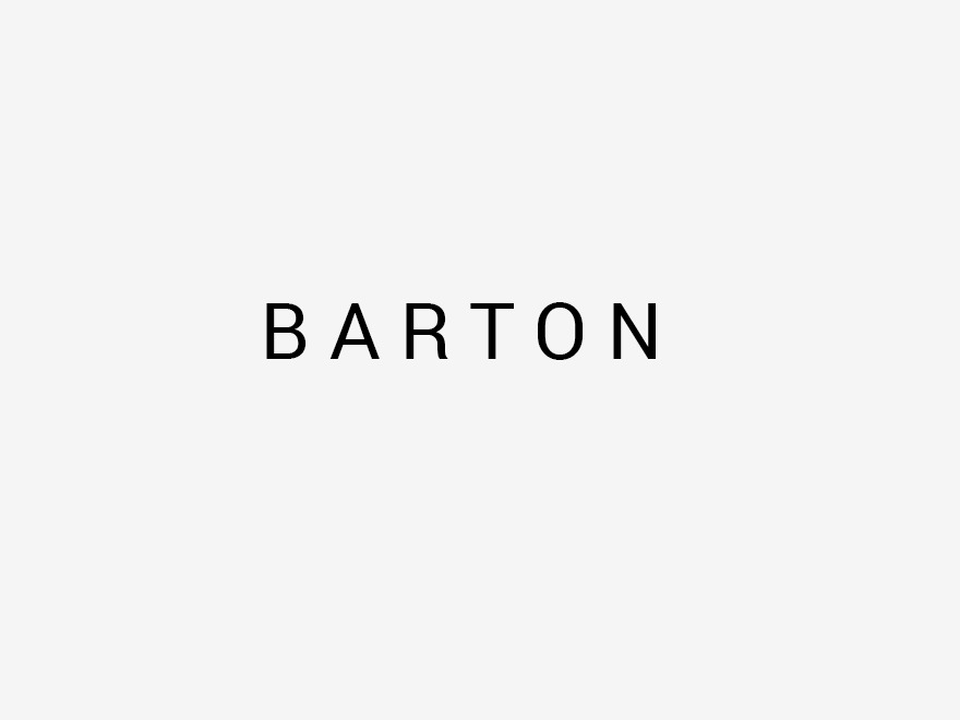 BARTON best portfolio WordPress theme
