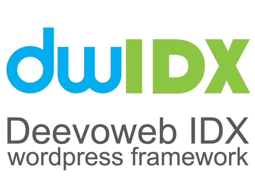 Deevoweb IDX (DWIDX) Framework WordPress page template
