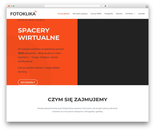 Free WordPress GS Logo Slider plugin - fotoklika.pl