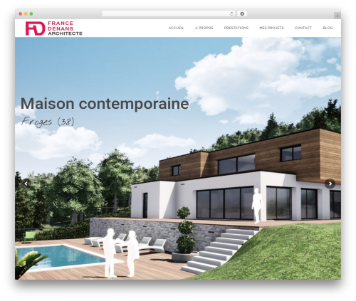 WordPress revslider-whiteboard-addon plugin - france-denans-architecte.fr