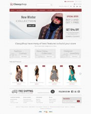 Templatemela - Classyshop best WooCommerce theme