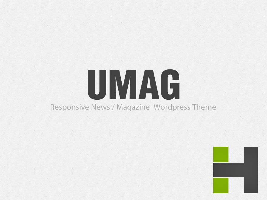 UMag WordPress news theme