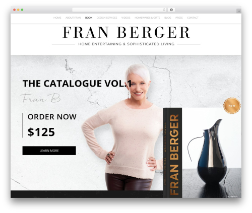 WP-Forge theme free download - franberger.com