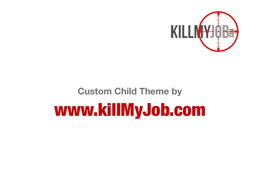 WP theme Custom Child Theme