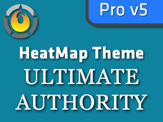 WP theme HeatMap Ultimate Authority Sky (HMT Pro Skin)