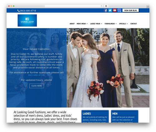 WordPress xbrowser-compatibility plugin - lookinggoodfashions.com