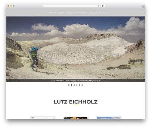 ResponsiveBoat free WordPress theme - lutzeichholz.de