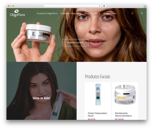 Free WordPress WooCommerce Correios – Cálculo de Frete na Página do Produto plugin - loja.oligoflora.com.br