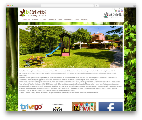 Yasmin WordPress template - lacelletta.it/it