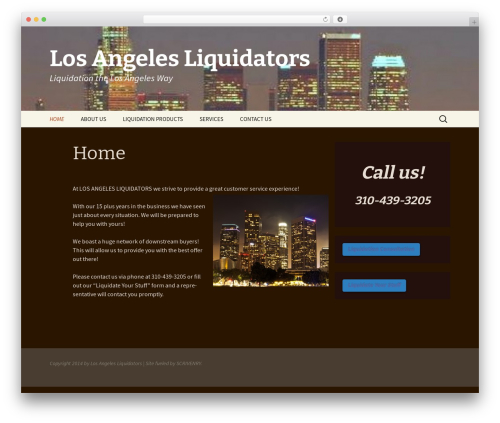 r2d2 template WordPress free - losangelesliquidators.com