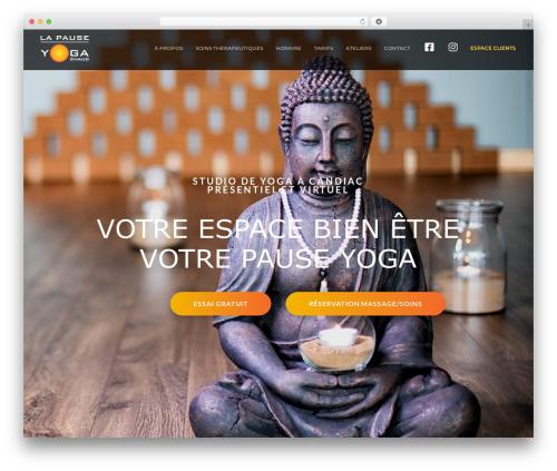 Free WordPress Livemesh Addons for WPBakery Page Builder plugin - lapauseyogachaud.com