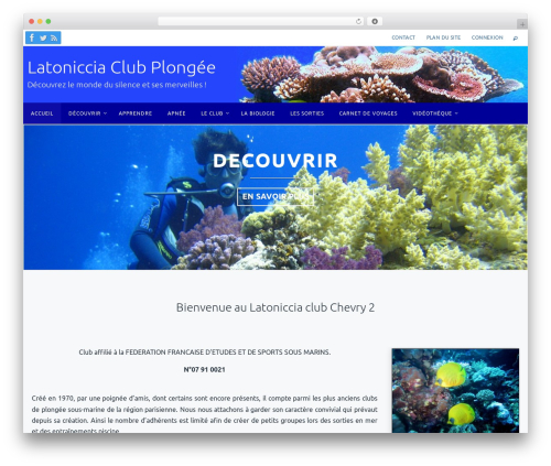 Free WordPress Easy Responsive Tabs plugin - latoniccia.fr