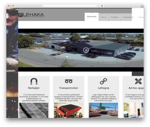 YellowProject Multipurpose Retina WP Theme WordPress template - lehaka.dk