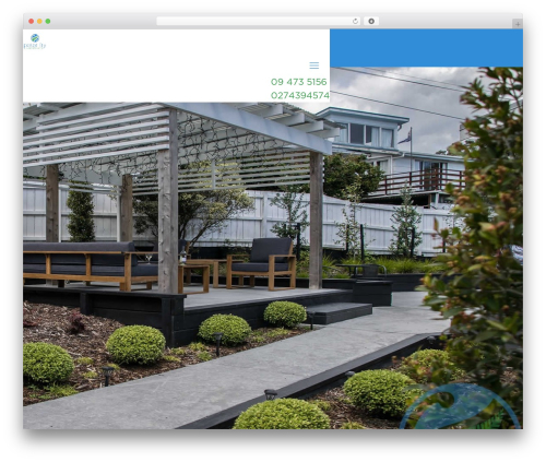 Free WordPress Image Watermark plugin - landscapedesignauckland.co.nz