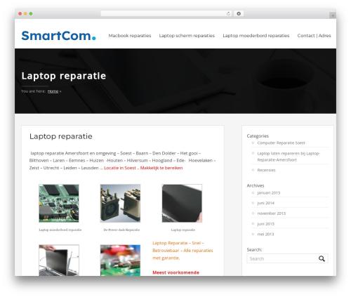 Figero free WordPress theme - laptopreparatieamersfoort.nl