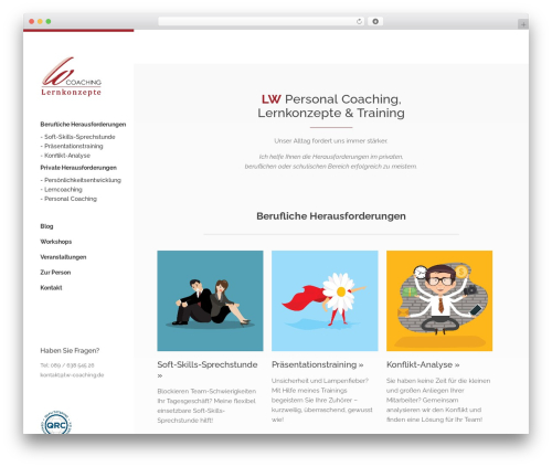 Specular WP template - lw-coaching.de