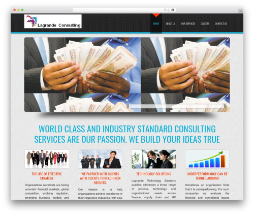 D5 Business Line Extend theme WordPress - lagrandeconsulting.com