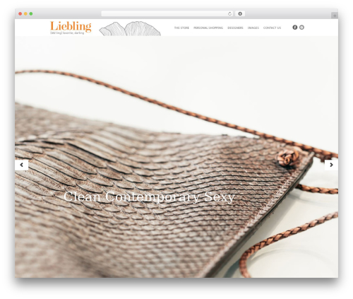 Immersion WordPress theme - lieblingvt.com