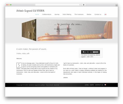 Striking MultiFlex & Ecommerce Responsive WordPress Theme best WooCommerce theme - legrand-violons-luthier.com