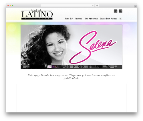 Prestige Ultimate Wordpress Theme WordPress theme - lemsite.latinoespectacular.com