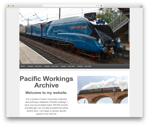Responsive theme free download - lner-pacifics.me.uk