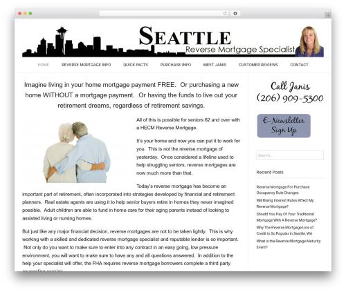 Conica WordPress free download - seattlereversemortgagespecialist.com