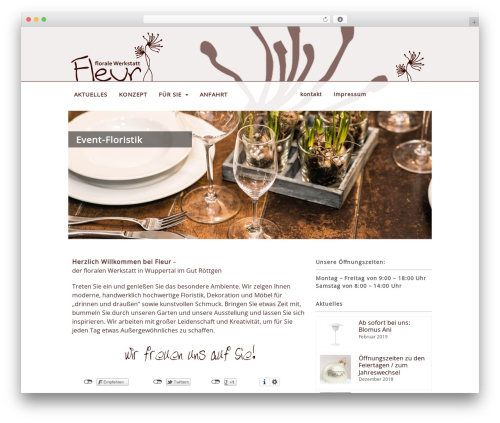 Free WordPress Responsive Lightbox & Gallery plugin - fleur-wuppertal.de
